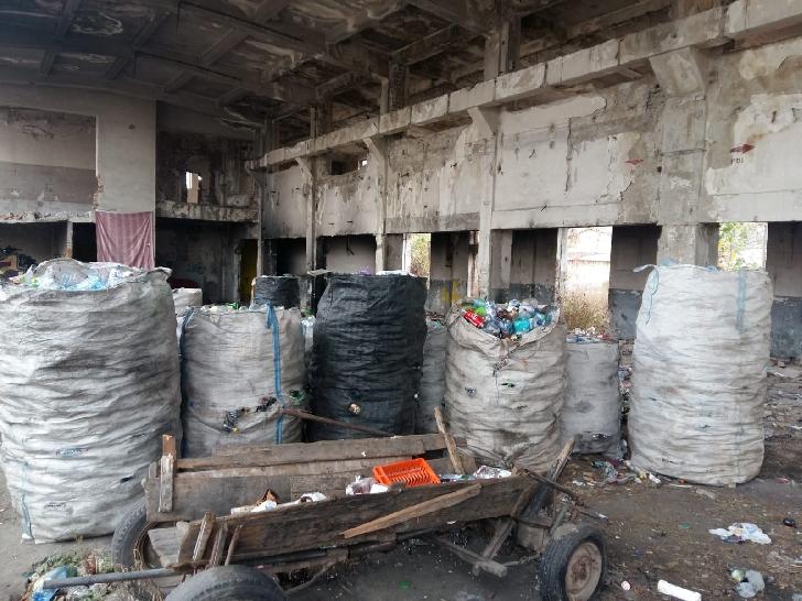 Căruţe confiscate de politistii locali din Ploiesti