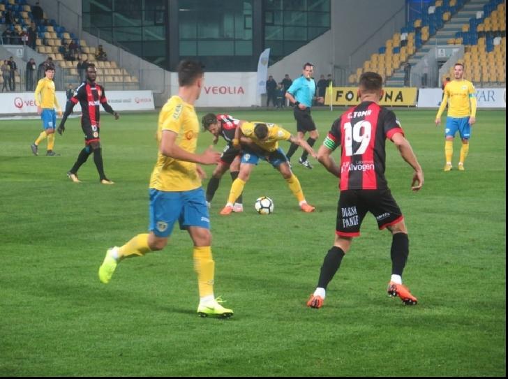 A 4 a victorie consecutiva. Petrolul Ploiesti – Ripensia Timisoara 1-0