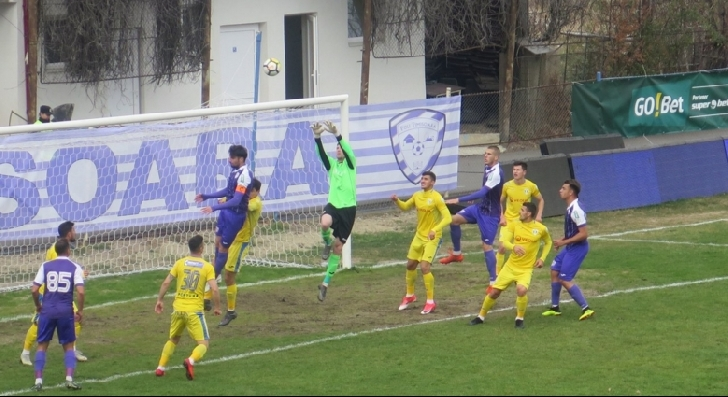 Victorie italieneasca pe Bega. ACS Poli Timisoara - Petrolul Ploiesti 0-1