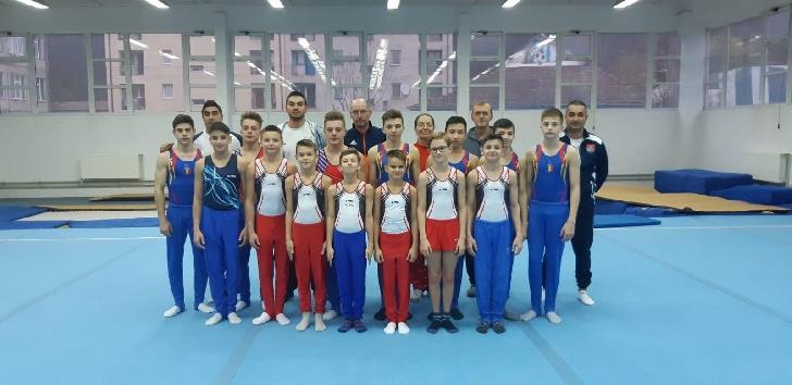 Centrul naţional olimpic de pregătire a gimnaştilor juniori a revenit la Reşiţa