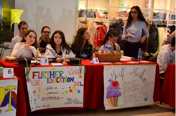 Saptamana Antreprenoriatului Youth Hub AUSF