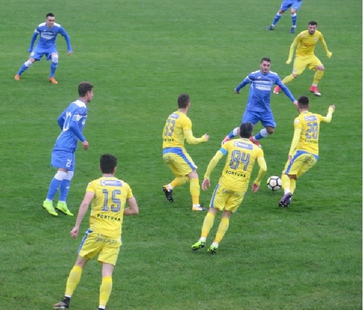 Infrangere la Clinceni,in ultima etapa a turului . Academica Clinceni – FC Petrolul Ploieşti 2-1