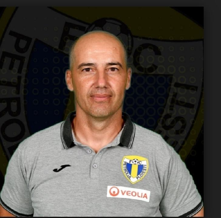 Mugurel Cornăţeanu va antrena PETROLUL PLOIESTI în ultimele două jocuri ale anului