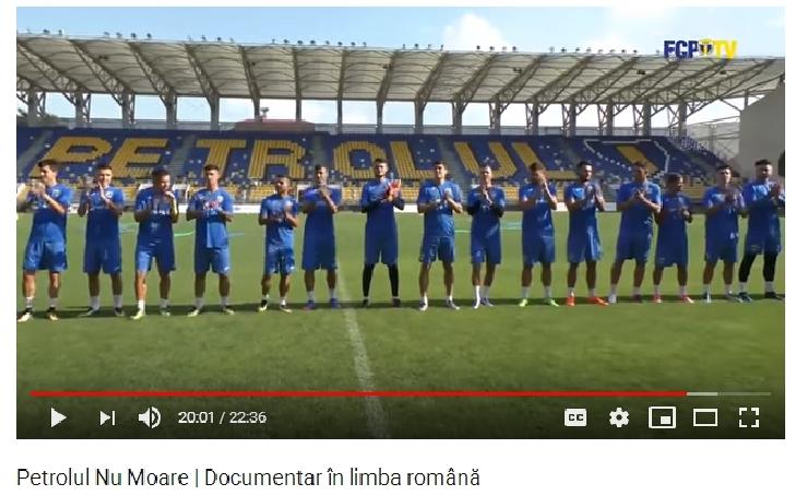 """OFICIAL . A fost lansat documentarul """"Petrolul nu moare!""""(video )"""