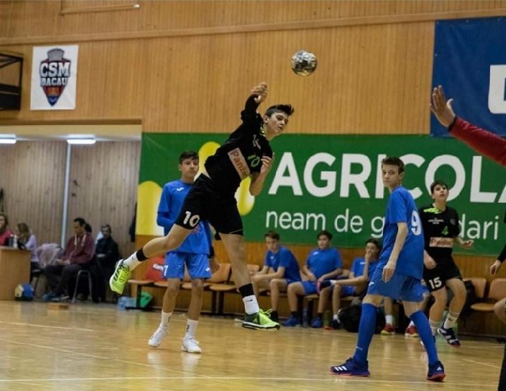 Niculaie Bogdan Florian, prima lui   pasiunea  este handbalul