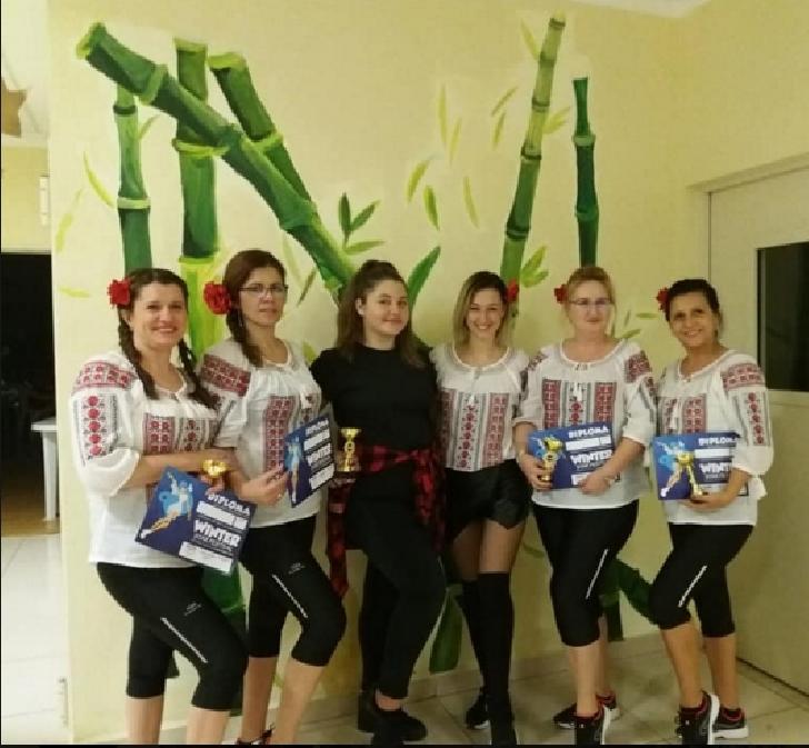 Sophy Dance Ploieşti, premii importante  la Festivalul de dans pentru copii Winter Star Festival