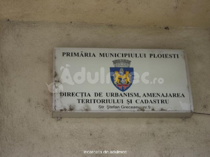 Primăria Municipiului Ploieşti a semnat Contractul pentru finanţare în cadrul Programului Naţional de Cadastru şi Carte Funciară