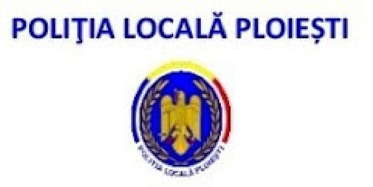 Comunicat Politia Locala Ploiesti. Un minor a fost