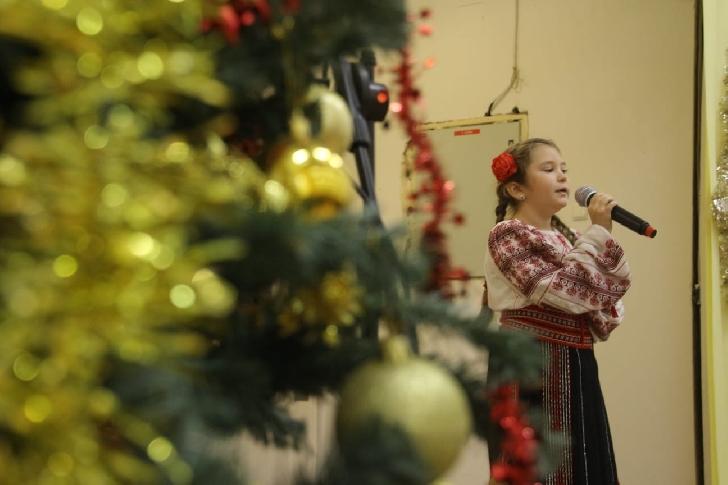Festivalul  judeţean de colinde şi cântece de iarnă a avut loc la Inspectoratului Şcolar Judetean Prahova