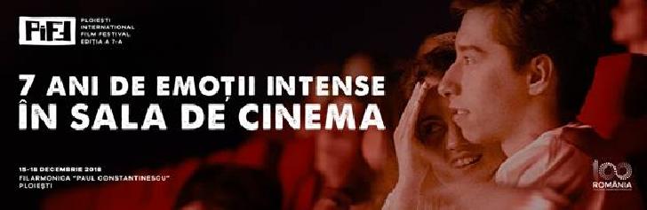 Festivalul Internaţional de Film Ploieşti continuă cu cea de-a 7-a ediţie