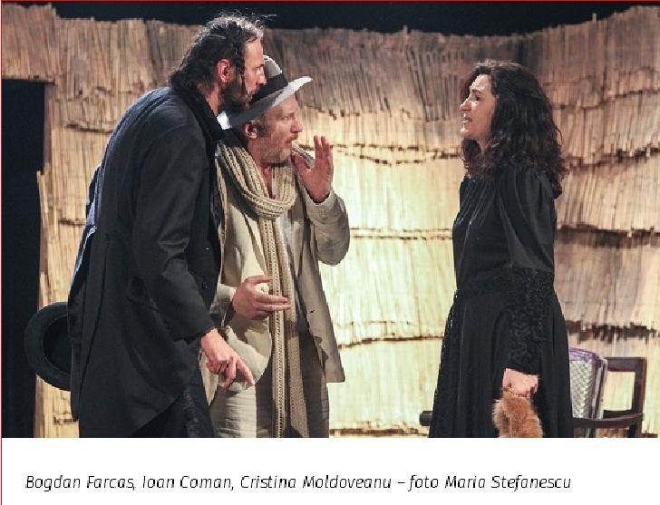 """La Teatrul """"Toma Caragiu"""" Ploieşti a avut loc premiera spectacolului """"Piatra din casă"""""""