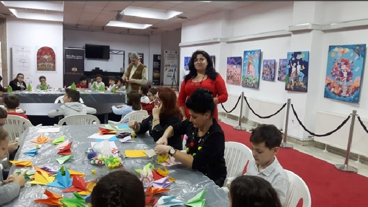 """""""Atelierele lui Moş Crăciun"""", organizate de Primăria Municipiului Ploieşti, şi-au închis portile"""