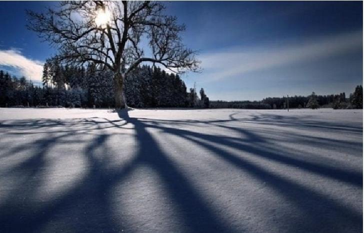 In noaptea aceasta are loc Solstiţiul de iarnă