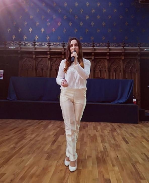 Victoria Baltag -  un exemplu de urmat pentru noua generatie