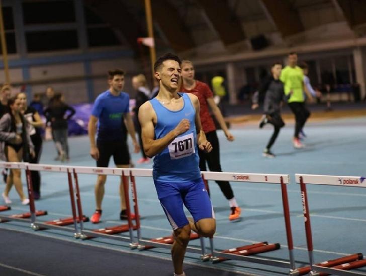 Nicolae Florian Olteanu (CSS-CSM PLOIESTI ) ,un atlet de viitor