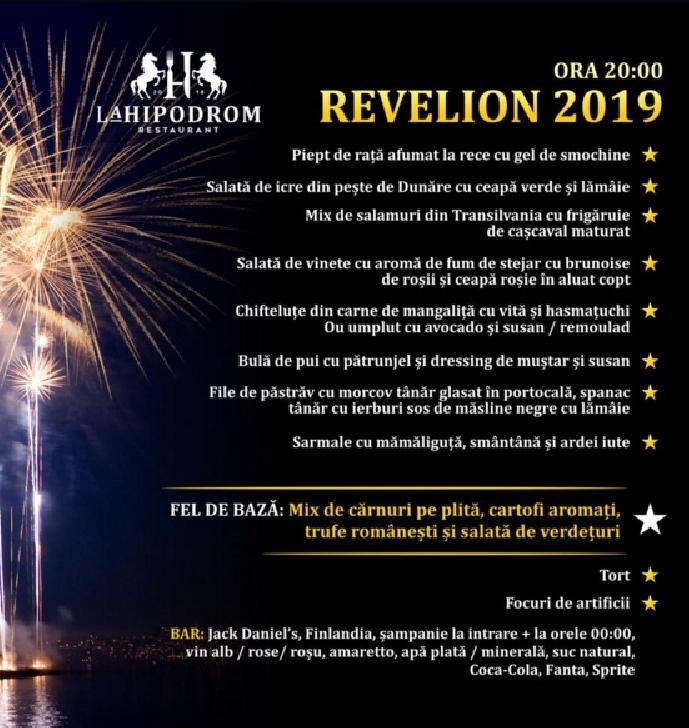 Revelion 2019 la Hipodromul Ploiesti