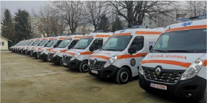 Serviciul de Ambulanta Prahova va avea parte de dotari noi