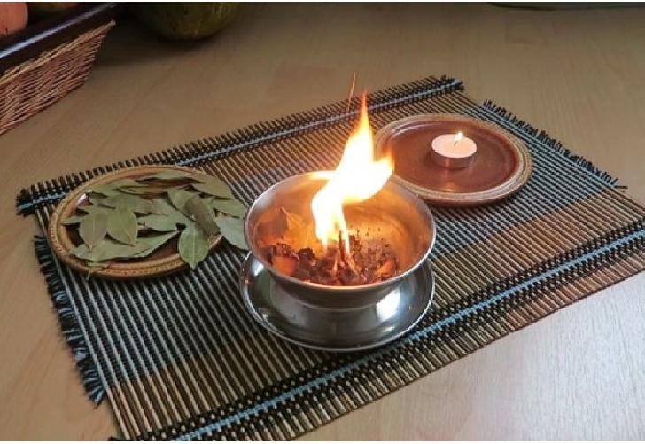 Beneficiile arderii unei frunze de dafin în casa
