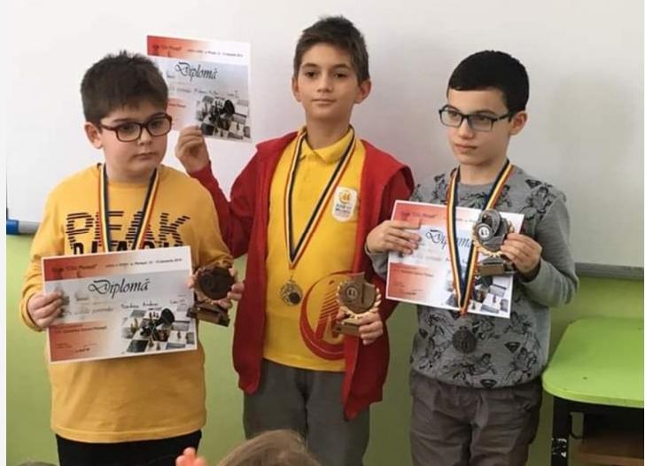 """Şahiştii de la CSM Ploieşti au castigat  5 medalii la Cupa """"CSU Ploieşti"""""""