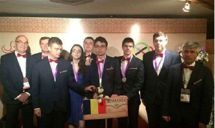 ŞASE DINTRE GENIILE LUMII LA MATEMATICĂ SUNT ROMÂNI