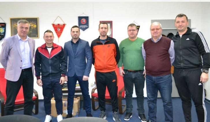 Secţia de fotbal a Clubului Sportiv Municipal Ploieşti va avea parte de o reorganizare în acest debut de an
