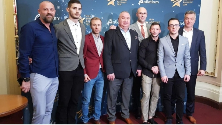 Atletii de la CSM Ploiesti au fost premiati la GALA ATLETISMULUI ROMÂNESC