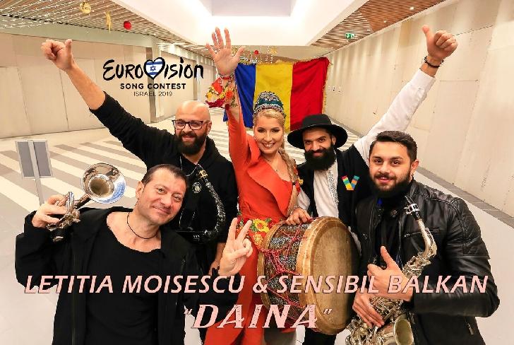 Letiţia Moisescu interpreta piesei DAINA de la Eurovision: Am învăţat să cânt în limba japoneză