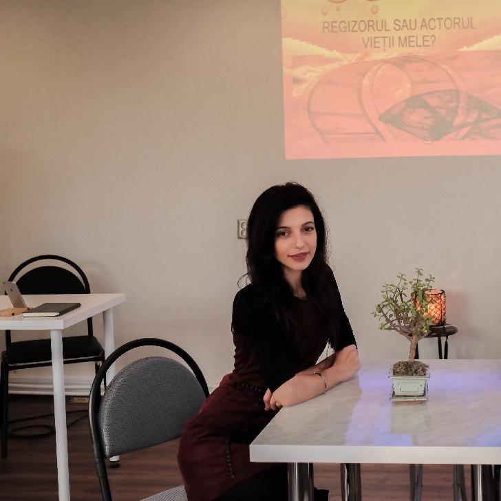 Flash interviu cu Patricia Calota (Studio Hub Ploieşti), o ploieşteanca super pasionată de dezvoltare personală şi profesională