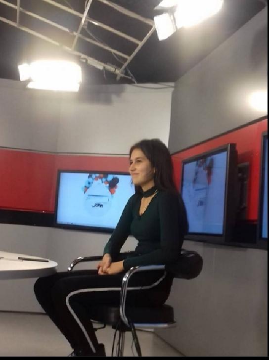 "Sandra Simion ( colaborator Info Ploiesti City ) , prezenta in emisiunea ""Generatia lui John """