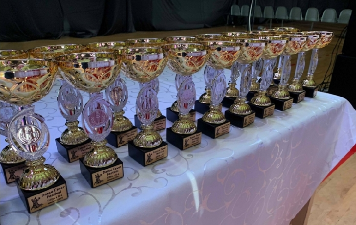 """Trupa de dans DiaFun a participat sâmbătă la concursul naţional de dans """"Dance Fever Festival"""" ediţia a-IIa la Bucureşti"""