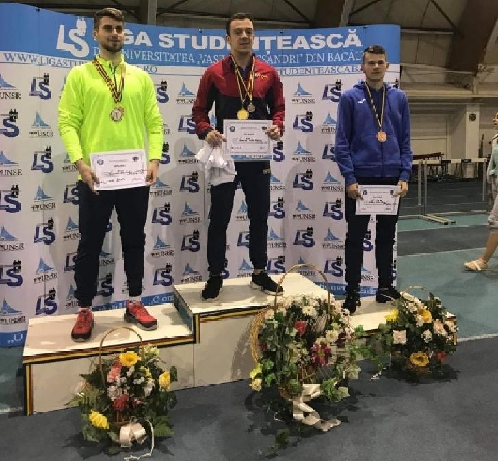 Atleţii de la CSM Ploieşti au obtinut 9 medalii  în weekend, la Bacău