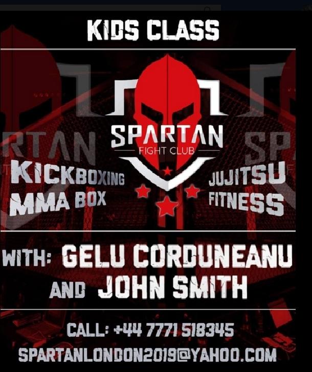 EXCLUSIV . Spartan Fight Club se va deschide in curand ,la Londra
