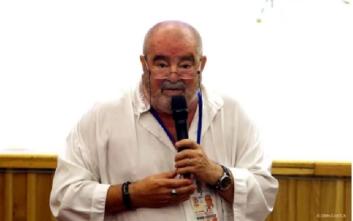 Ziaristul şi scriitorul George Stanca a plecat la ceruri.Dumnezeu sa-l odihneasca-n pace