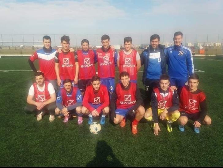 Infrangere pentru CS MANESTI 2013 COADA IZVORULUI la meciul amical cu CS CORNU