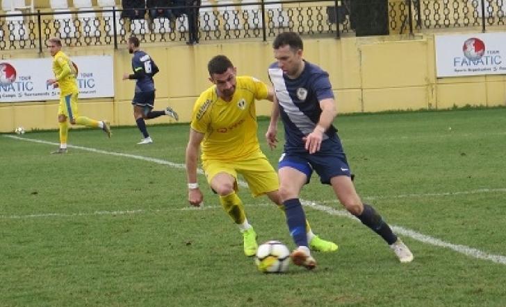 Petrolul Ploiesti a castigat ultima partida amicala disputata in Antalya. Petrolul Ploiesti -Desna Chernihiv 1-0