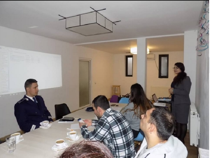 Workshop interactiv la AntiCaffe New Experience (foto si video )