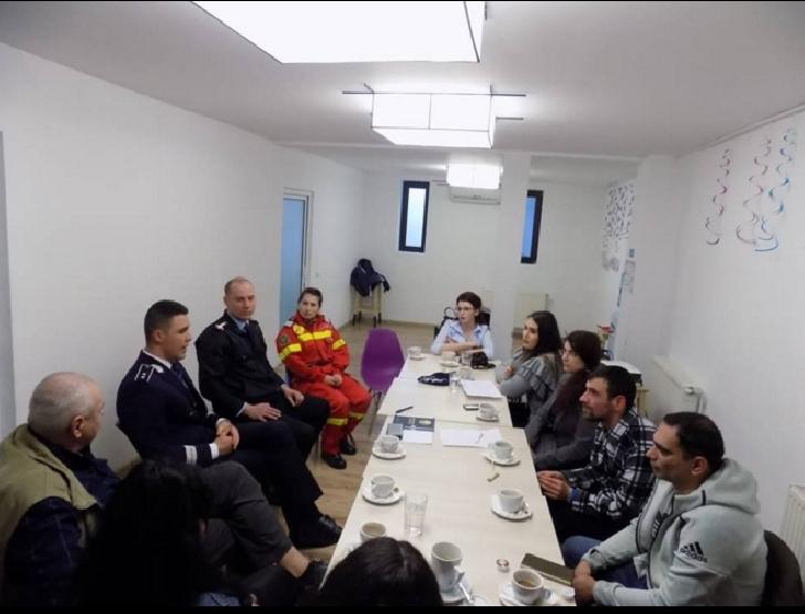 Workshop interactiv la AntiCaffe New Experience (foto si video )