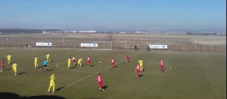Remiză, înaintea primului meci oficial din 2019. Petrolul Ploieşti - SCM Gloria Buzău 1-1