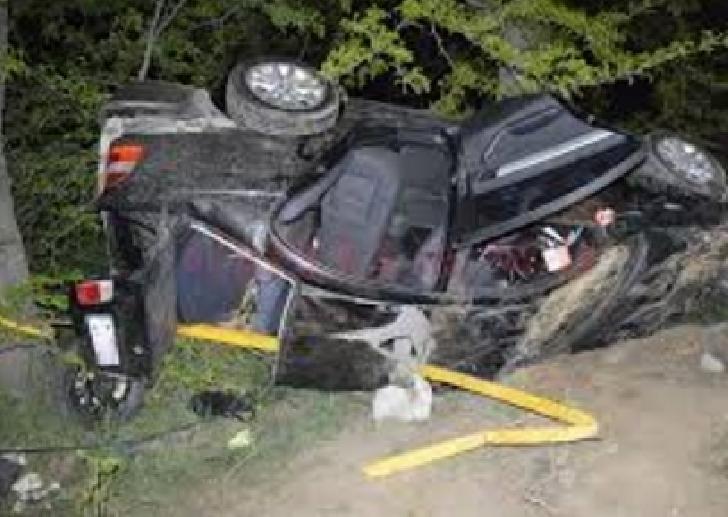 Accident grav pe DN1A, în zona localităţii Gura Vitioarei, judeţul Prahova