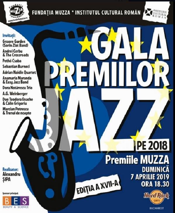 Dirijorul Vlad Mateescu, a fost nominalizat la două categorii în cadrul Galei Premiilor de jazz - Premiile MUZZA 2018