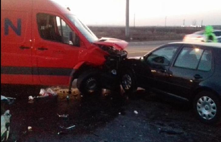 In judetul Prahova, saptamana a inceput cu o serie de accidente   rutiere