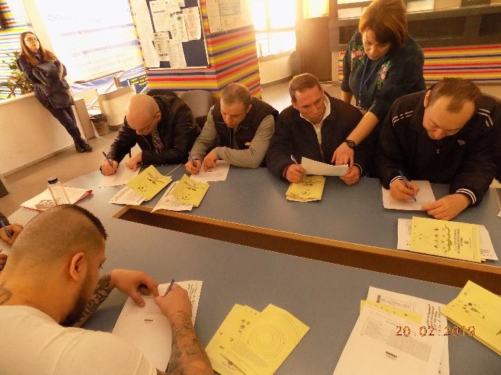 """Treisprezece deţinuţi,din Penitenciarul Ploieşti au participat la """"Ziua Mondială a Echităţii Sociale"""""""