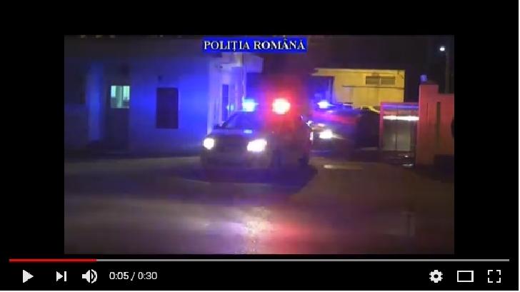 7 persoane au fost aduse cu mandat la Poliţia mun. Ploieşti după percheziţiilor de azi dimineaţă (video )