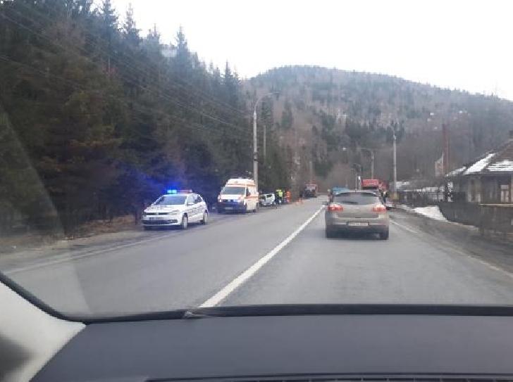 O alta zi de accidente în Prahova. Rezumatul zilei