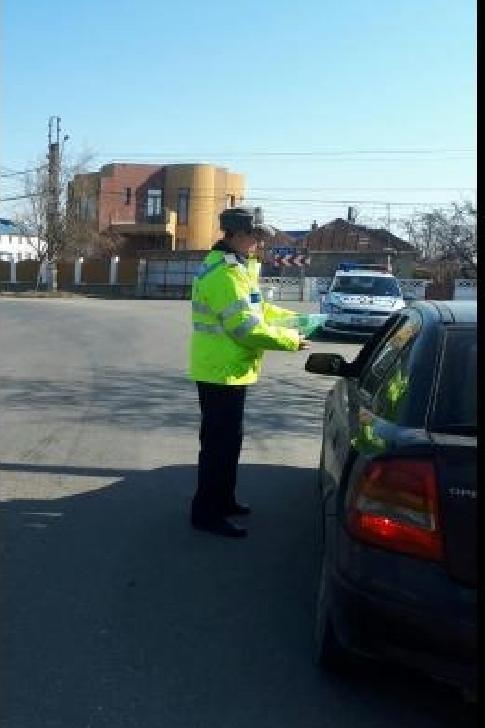 Politistii prahoveni au dat zeci de sanctiuni la controalele desfasurate ieri pe drumurile din Prahova