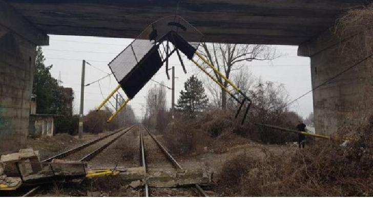 CNAIR  Prahova a fost amendată acum 3 ani pentru starea podului prabusit vineri,la Ploiesti