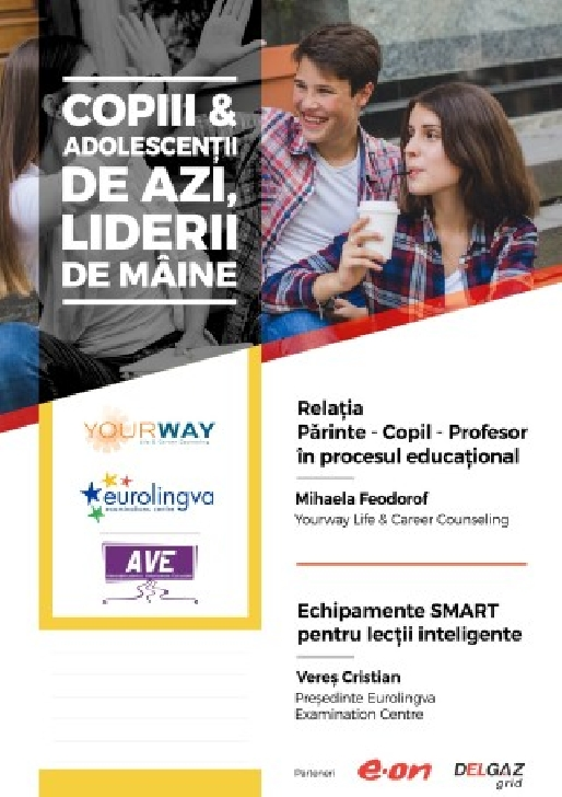 Eveniment educational la Scoala Gimnaziala