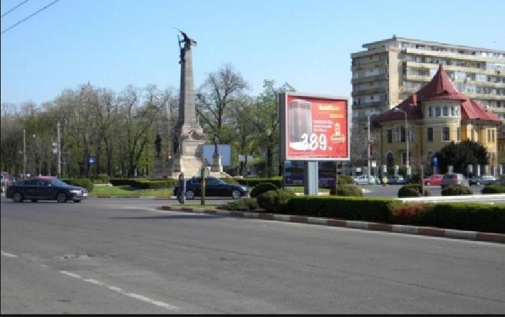 Vineri dimineata ,circulaţia rutieră va fi închisă pe Bulevardul Independenţei