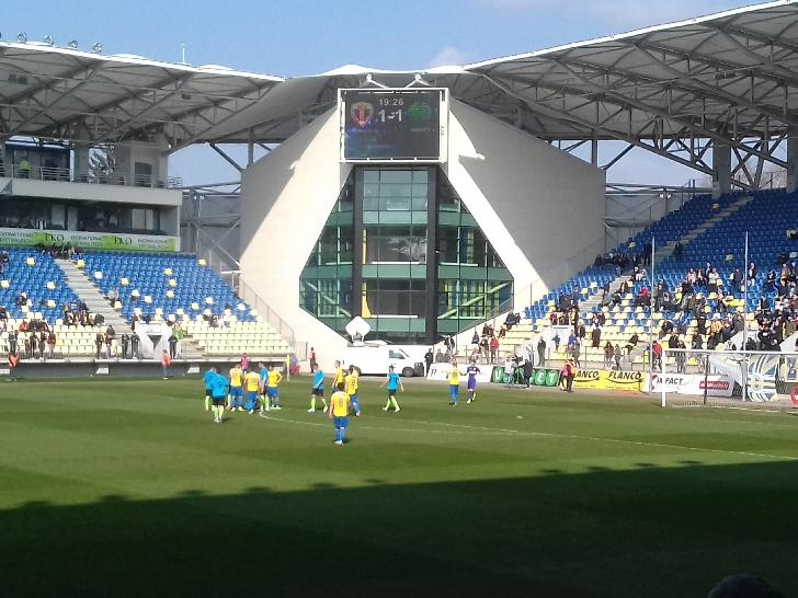 Egal după un meci interzis cardiacilor. Petrolul Ploiesti-Metaloglobus Bucureşti 1-1