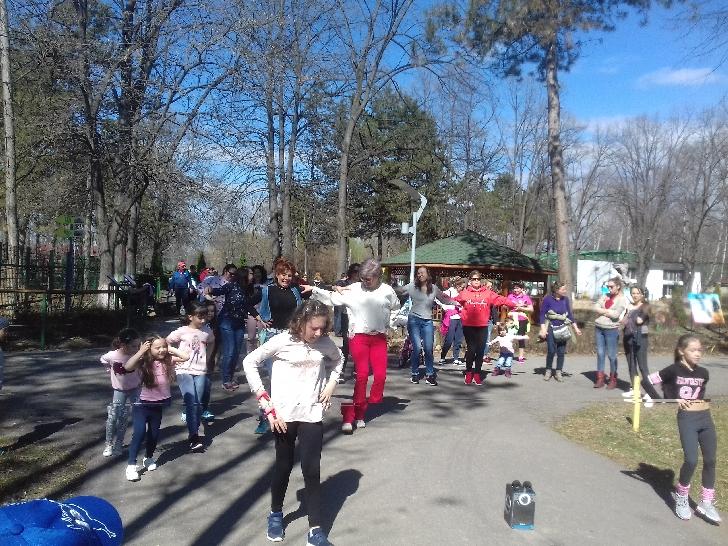 Duminică, 17 martie, la Foişorul din Grădina Zoologică Bucov a fost sărbătorită Ziua Fericiri